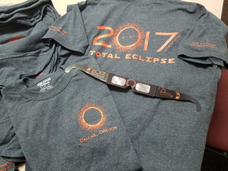 Eclipse t-shirts